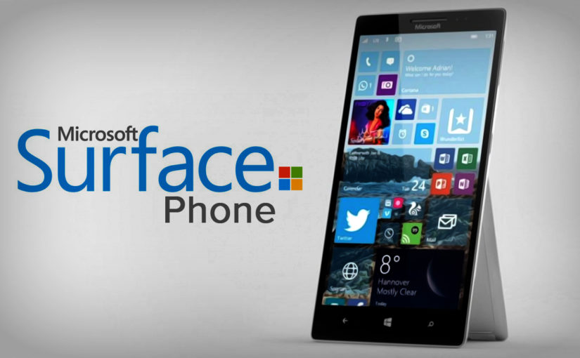 microsoft surface phone